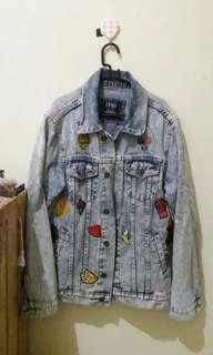 Jaket jeans erigo