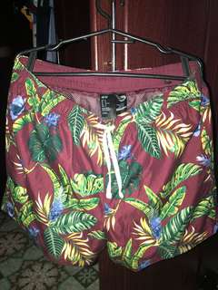 H&M Beach Short only 300Php