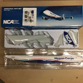 NCA 747-8F / 1:200