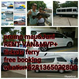 BATAM TRANSPORT+TICKET FERRY