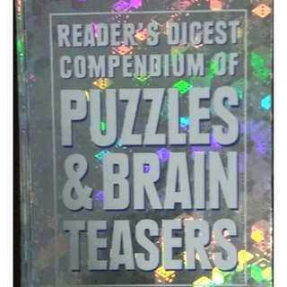 RD Compedium of Puzzles and Brain Teasers