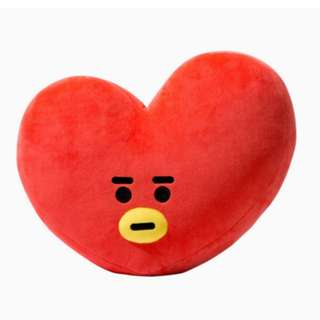 BTS BANGTAN BOYS BT21 V TAEHYUNG TATA PILLOW 枕頭