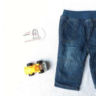 early days denim for baby