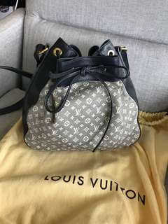Authentic Louis Vuitton Idylle Noe Bag