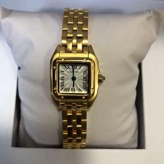 Cartier迷你款手錶(鍊款)