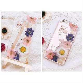 🌸預訂款🌸DIY 電話殻 (iPhone 6/6plus, 7/7 plus, 8/8 plus, X 合用)
