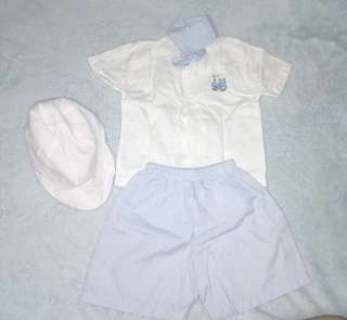 Boys Christening set