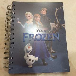 Selling Frozen Notebook Comes With Ice Cube Maker