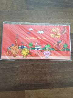 Red Packet/Ang Pao/ Angbao - Beautex - Mr Men Little Miss