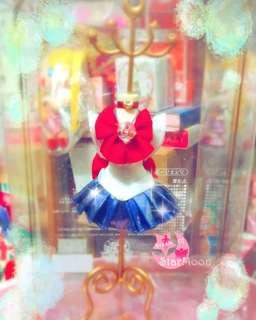 美少女戰士 Sailor Moon環球影城水手服飾物架