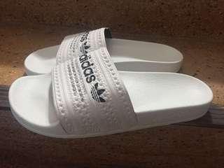 adidas original 拖鞋