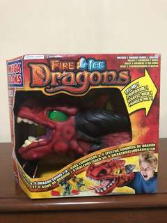 Fire Ice Dragon