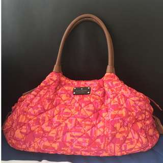 Pre loved Authentic Kate Spade Baby Bag