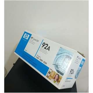 《現貨》正版 HP 惠普 黑色 原廠碳粉匣 C4092A HP LaserJet 1100,3200.3220 可用
