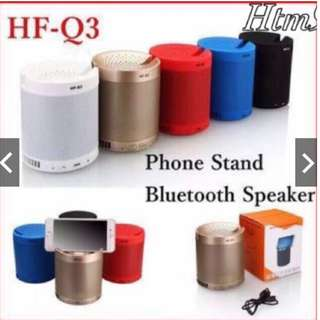 Phone stand Bluetooth Speaker