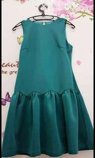 Dress tosca
