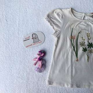PONEY shirt for girls
