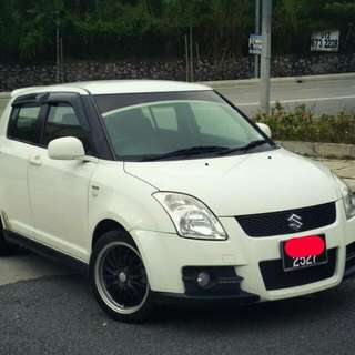 SUZUKI SWIFT 1.5L A/T 2012
