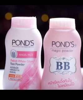 Pond's Magic BB Face Powder