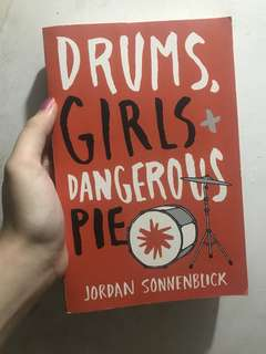 Drums, Girls+ Dangerous Pie