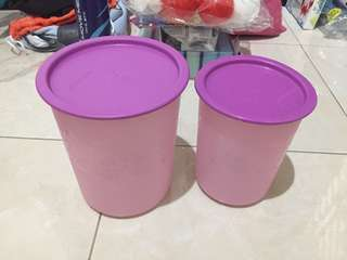 Tupperware toples