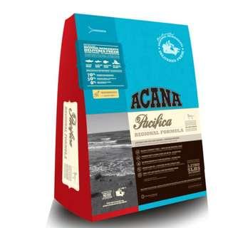 愛肯拿太平洋饗宴挑嘴貓無穀配方-多種魚玫瑰果1.2kg
