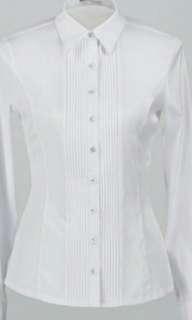 Bossini Off White 3/4 Sleeve Shirt (Long)