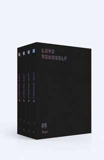 BTS 3rd Album - LOVE YOURSELF 轉 TEAR (Y/O/U/R Ver.)