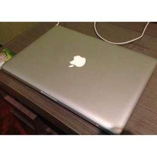 "APPLE MacBook Pro (2012) i5 2.5GHZ 8G 256G SSD 13""(二手)95%NEW"
