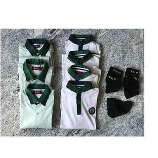 TKP Tanjong Katong Primary School boys uniform set