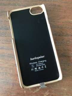 Wireless Charging Case for Iphone 7/6/6s