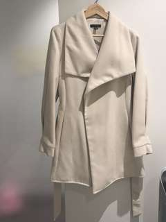 Djecuba cream coat