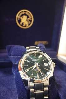全新 S級 Grand Seiko hibeat 36000 SBGJ005 罕有 靚錶