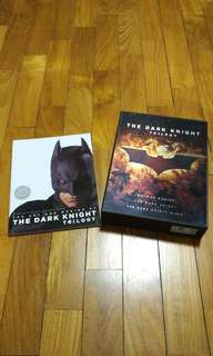 The Dark Knight Trilogy DVD Collection