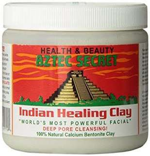 AZTEC HEALING CLAY MASK