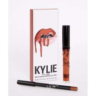 Pumpkin | Matte Liquid Lipstick Lip Kit