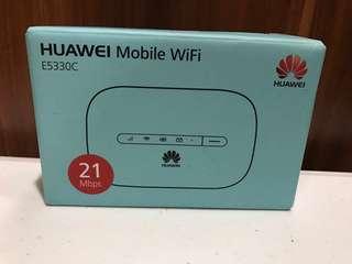 Huawei pocket wifi E5330