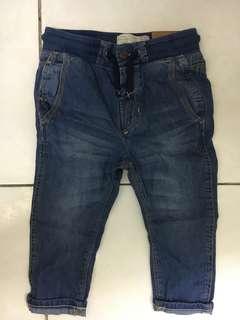 Zara baby jeans (New)