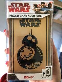 Star war 行動充電器
