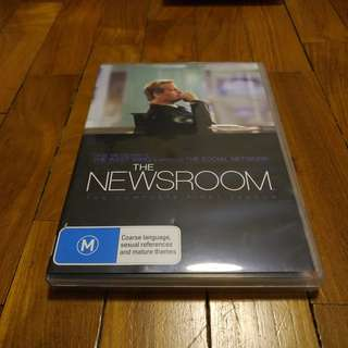 The Newsroom (Season 1)