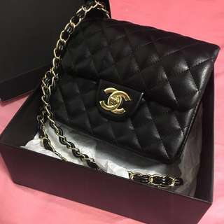 Chanel mini chain bag VIP gift from Chanel (one only)