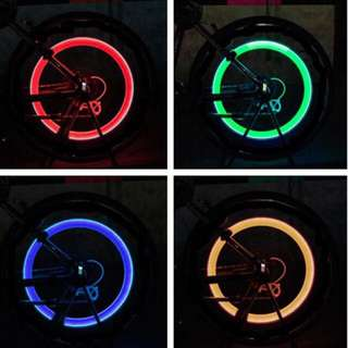 Cycling Wheel light-super cool