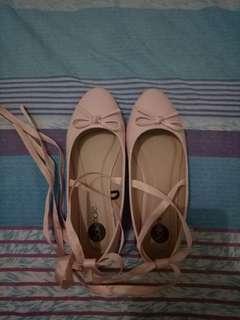 Solemate Pastel Pink Sandals