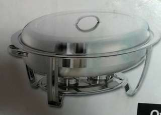Oval Shape Chafing Dishes