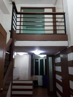 For Rent: 2BR Loft Type Condo unit along EDSA-Boni