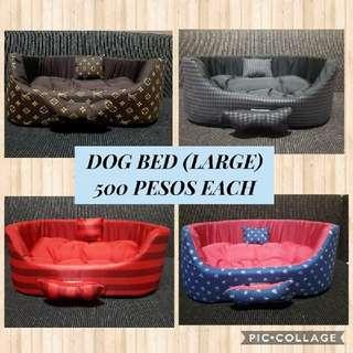 dog bed large size