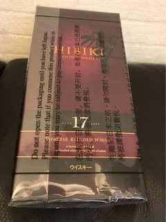 響 17年 威士忌