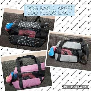 Dog bags large size