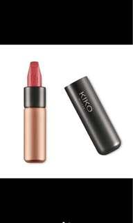 🚚 義大利 Kiko #316 乾燥玫瑰 velvet passion 唇膏 口紅