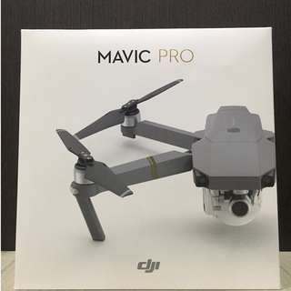 (BRAND NEW) DJI Mavic Pro with optional additional fly more combo (last few sets)